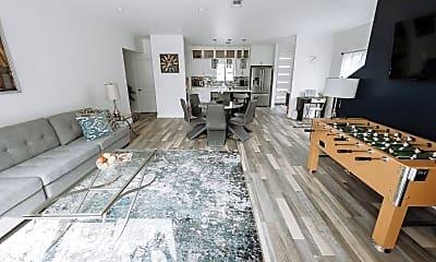Living Room, 11682 Erwin St, 1