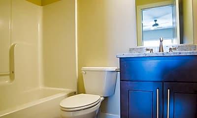 Bathroom, 1309 Perry St, 2