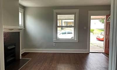 Living Room, 311 W Burgess St, 1