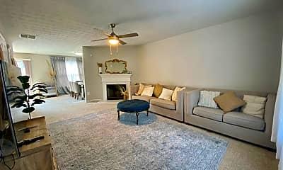 Living Room, 2077 Patterson Park Pl, 1