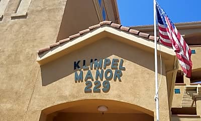 Klimpel Manor, 1