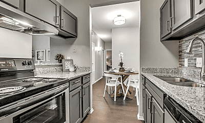 Kitchen, The Quinn at Westchase, 0