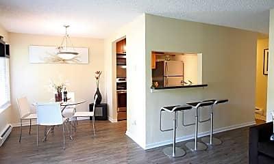 Dining Room, Carrington, 1