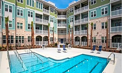 Pool, Fairfield Manor, 0