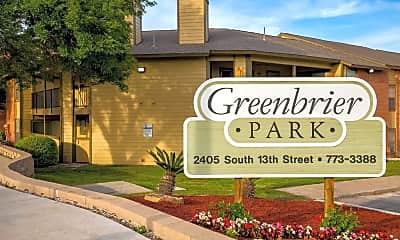 Greenbrier Park, 0