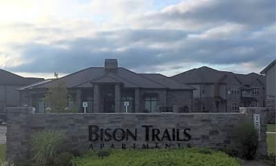 Bison Trails, 1