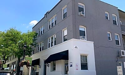 Building, 503 Duane Street, 1