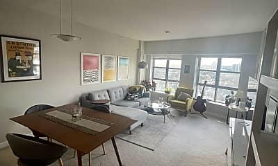 Living Room, 931 Massachusetts Ave, 1