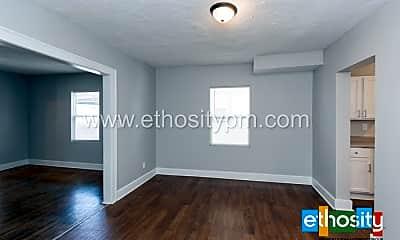 Bedroom, 3126 N College Ave, 2
