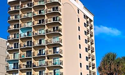 Building, 2610 N Ocean Blvd, 2