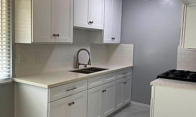 Kitchen, 6228 Cahuenga Blvd., 1