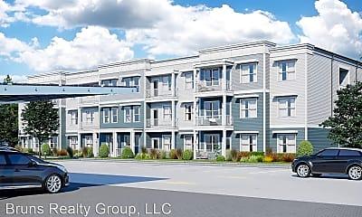 Building, 291 N Thompson St, 1