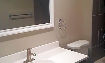 Bathroom, 201 Trealout Drive Attn: Leasing Office, 1