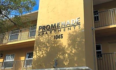 Community Signage, 1045 Cocoanut Ave, 2