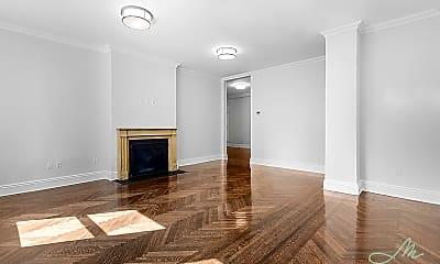 Living Room, 103 East 86th St 9B, 1