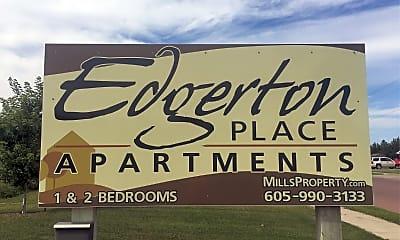 Edgerton Place, 1