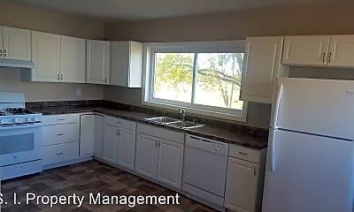 Kitchen, 1307 Herrin Rd, 1