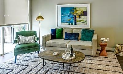 Living Room, Altitude Residences, 1