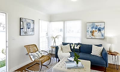 Living Room, 13317-13321 S Vermont Ave, 1