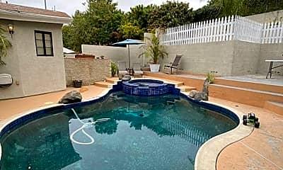 Pool, 4025 Casita Way, 2