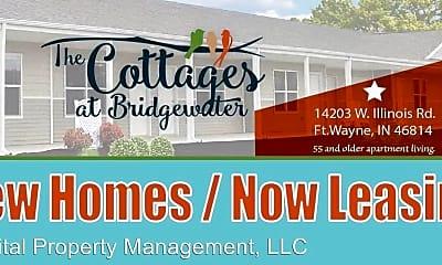 Community Signage, 14203 Illinois Rd, 2