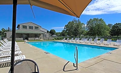 Pool, Hunters Lake Apartments & Townhomes, 0