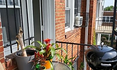 Patio / Deck, 3542 6th St NW, 0