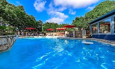 Pool, Melrose Trail, 1