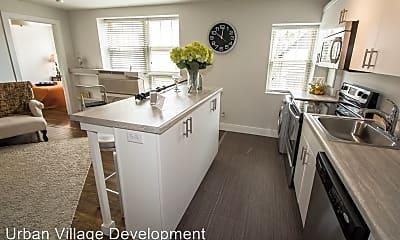 Kitchen, 836 Park Ave, 1