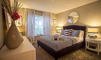 Bedroom, Advenir at The Oaks, 1