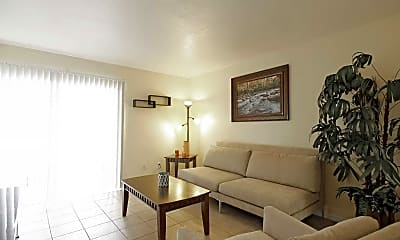 Living Room, Shadowtree, 1