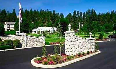 Landscaping, Pasadena Ridge, 1