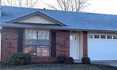 Building, 1405 SW D St, 1