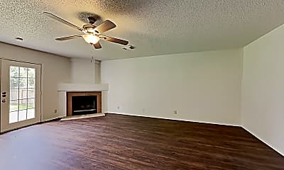 Living Room, 8050 Manderly Place, 1