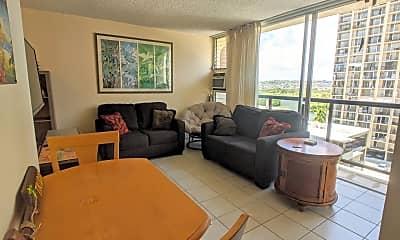 Living Room, 444 N?hua St, 1