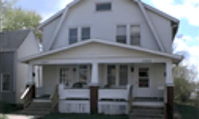 Building, 1345 Oakwood Ave, 0
