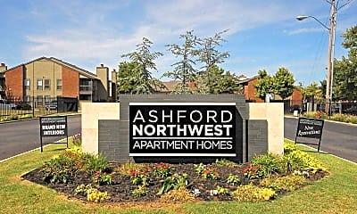 Community Signage, Arden Northwest, 2