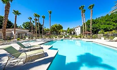 Pool, Parkside Villas, 0