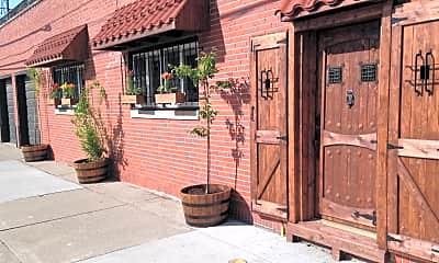 Building, 2462 Florian st, 1