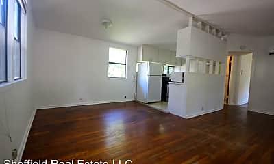 Living Room, 2406 Bridle Path, 1