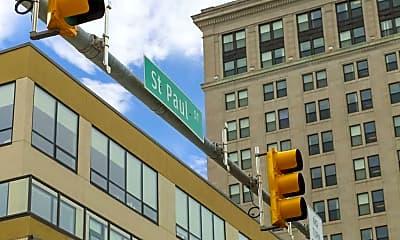 Building, 521 St. Paul Street, 0