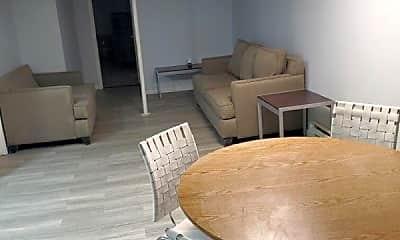 Living Room, 305 W 18th St B, 1