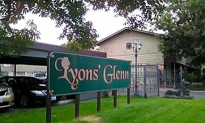 LYONS GLENN, 1