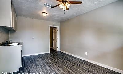 Bedroom, 4820 Oak Ave, 2