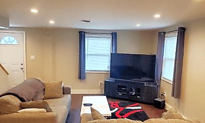 Living Room, 12 Burke St, 1
