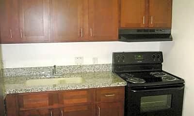 Kitchen, Thomas Ridge Apartments, 1