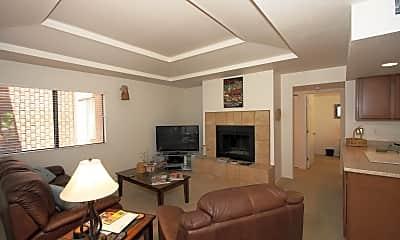 Living Room, 5051 N Sabino Canyon Rd 1205, 1