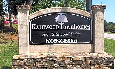 Kathwood Townhomes, 1