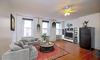 Living Room, 2213 Walnut St, 2