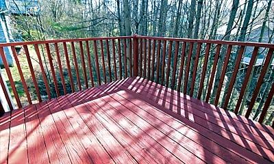 Patio / Deck, 3741 Cherokee Overlook Drive, 0